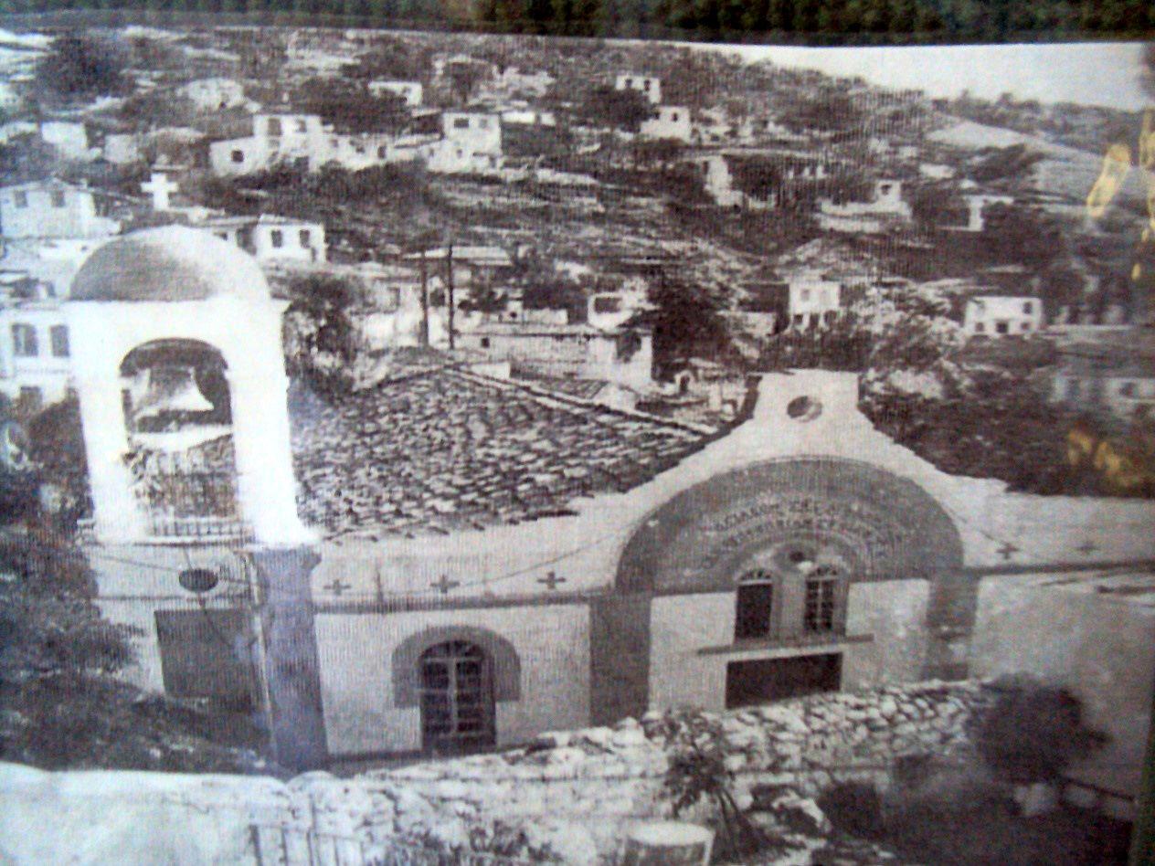 Ναός Παμμεγίστων Ταξιαρχών - Λαογραφικό Μουσείο Περαχώρας