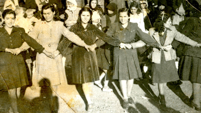 Το Έθιμο της Τράτας - Λαογραφικό Μουσείο Περαχώρας