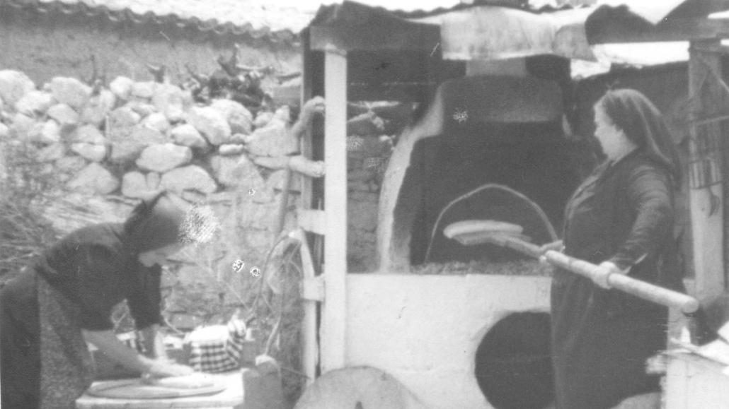 Ο Ξύλινος Φούρνος - Λαογραφικό Μουσείο Περαχώρας