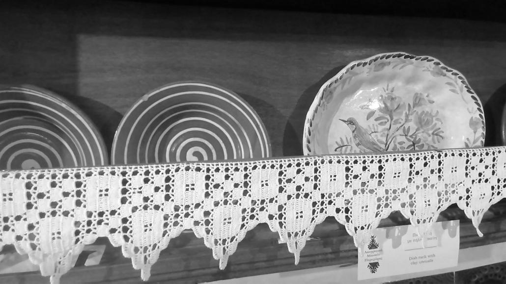 Η κουζίνα - Λαογραφικό Μουσείο Περαχώρας