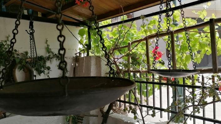 Ζυγαρίες - Λαογραφικό Μουσείο Περαχώρας