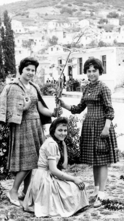 Λαογραφικό Μουσείο Περαχώρας - Η ΠεραχώραΛαογραφικό Μουσείο Περαχώρας - Αναμνήσεις από την Περαχώρα