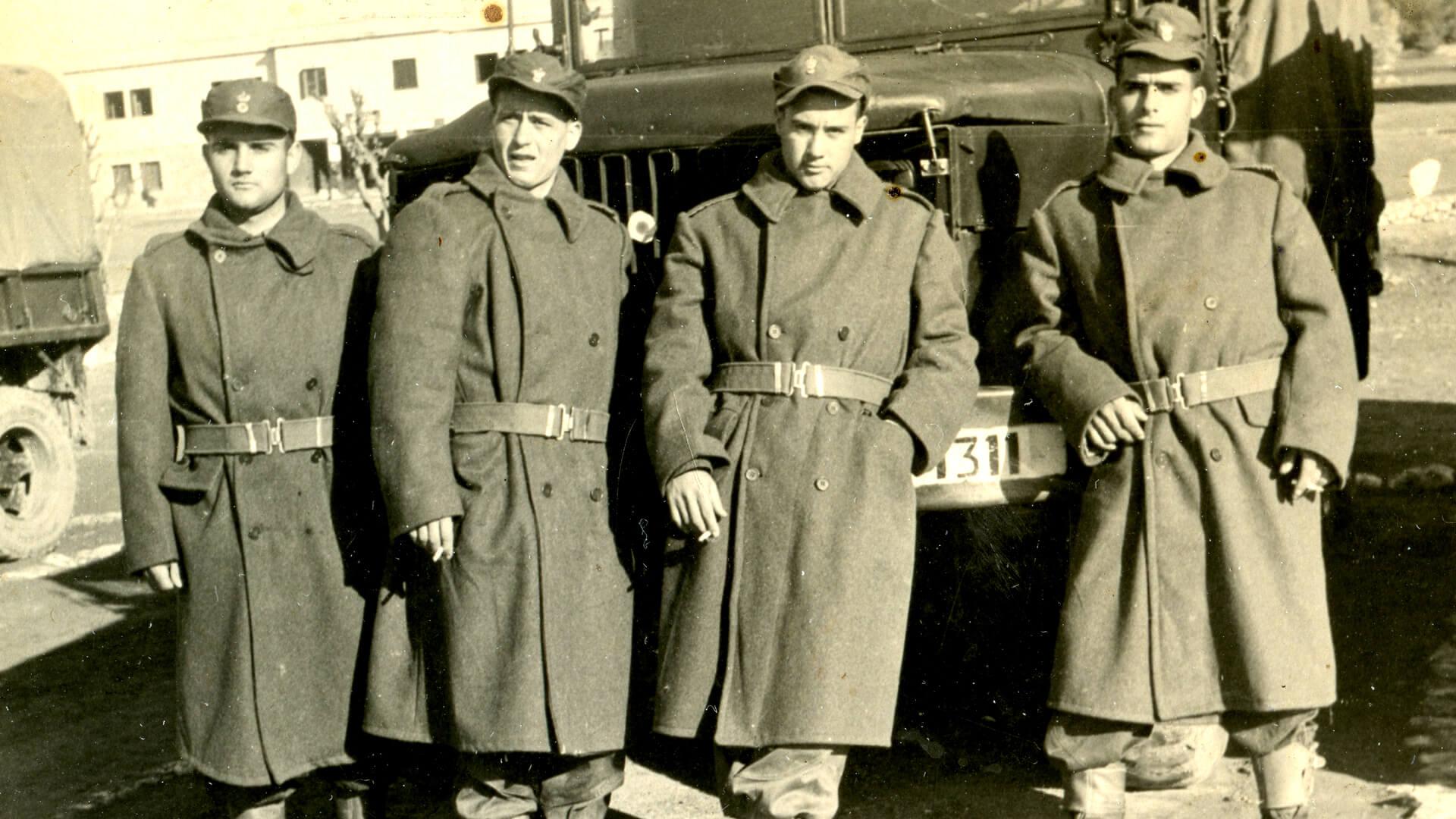 Το έθιμο του Στρατού, Λαογραφικό Μουσείο Περαχώρας